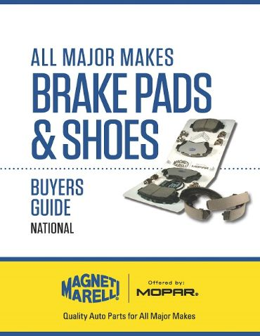 Buyer's Guide: Brake Pads and Shoes - National