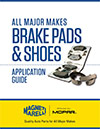 Application Guide: Brake Pads and Shoes