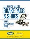 Fleet Application Guide: Brake Pads and Shoes