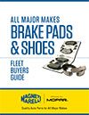 Brake Pads and Shoes Fleet Buyers Guide