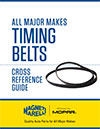 Timing Belts Cross Reference Guide