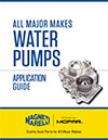 Water Pumps Application Guide