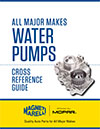 Water Pumps Cross Reference Guide