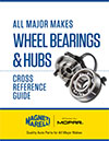 Wheel Bearings And Hubs Cross Reference Guide